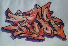 Sketch to Rosa #lagloriaesdeDios  #shadowghiphope21 #graffiti #wildstyle