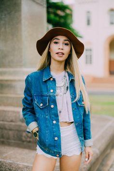 Fall Back To School Outfits! : Boho Casual | MyLifeAsEva