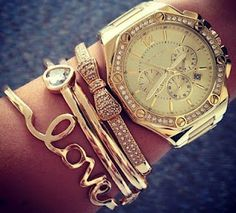 Need this LOVE bracelet!! Does anyone know who makes it?? #jewelry