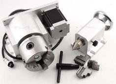 CNC Router Rotational Axis MANDRINO AUTOCENTRANTE PER TORNIO GRIFFE 3+3 - Ø80mm   eBay