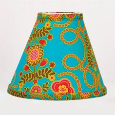 Girly lamp shade babywise shop pinterest lamp shades girly cotton tale designs gpls gypsy lamp shade atg stores audiocablefo