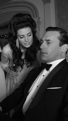 Don and Megan Draper