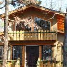 The Grand Treehouse Resort - Eureka Springs, Arkansas - Swiss Chalet Treehouse - Top 25 American resorts for families