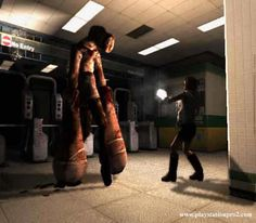 Yeah, I'm a Silent Hill junkie...and yes, these guys are as freaky as you think.