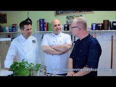 3 séf - YouTube Chef Jackets, Youtube, Art, Art Background, Kunst, Performing Arts