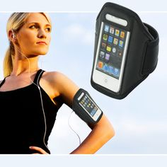 Run, Jog and Play with this Great iPhone Armband Whatever your favourite sport or exercise is, this handy iPhone and iPod Touch Armband is sure to make it more enjoyable. Now only $14