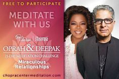 Meditation Challenge Miraculous Relationships