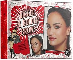 Benefit Bigger Bolder Brows Deep 5 * Visit the image link more details. (This is an affiliate link) Benefit Cosmetics, Benefit Brow, Bold Brows, Mac Makeup, Best Makeup Products, Image Link, Deep, Big, Makeup Sets
