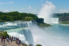 Photograph Niagara Falls by Yiming Chen on Livingstone, State Parks, Toronto, Chen, Fall, Nature, Photograph, Travel, Photos