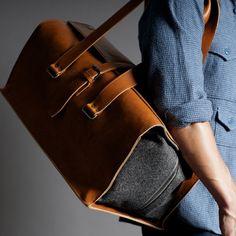 Fancy - Hard Graft 1st Edition Travel Bag