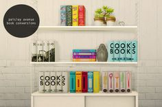 Mio sims: PAISLEY AVENUE BOOK CONVERSIONS
