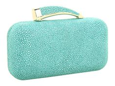 Vince Camuto Horn Clutch 4 x 7 x 2 111