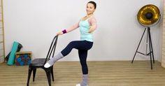 Schwanensee-Feeling: Unser Ballett-Dance-Workout für Einsteiger verhilft dir zu einem knackigen Po, einer guten Haltung und schlanken Tänzer-Beinen...