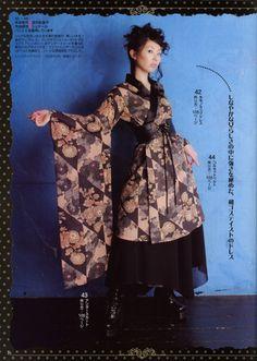 wa-lolita – Make Lovely Oriental Fashion, Asian Fashion, Kimono Fashion, Lolita Fashion, Geisha, Kimono Dress, Kimono Style, Japanese Street Fashion, Japanese Kimono
