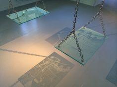 The Global Art Project : Mona Hatoum Balancoires, 2010