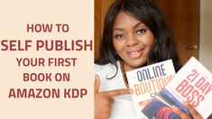 How to Make Money Self Publishing Your Own Book on Amazon KDP. This video teaches you how to self publish your own book using amazon self publishing and amazon kdp or kindle direct publishing. amazon self publishing,how to self publish a book,how to publish a book for free,how to publish a book on amazon,amazon self publishing cost,amazon self publishing uk,how much does it cost to publish a book,amazon kindle direct publishing,kindle self publishing,kdp publishing,amazon direct publishing,