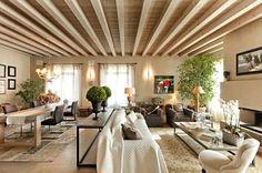 Impressive Interior Design for Wooden HousesModern Home Interior Design