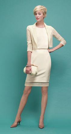 PAULE KA: cady skirt and fishnet raffia