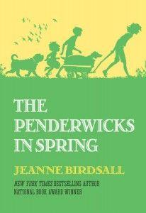 The Penderwicks in Spring (The Penderwicks #4) by Jeanne Birdsall