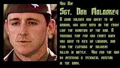 Sgt. Malarkey