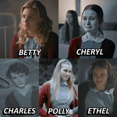 Ethel how dare you think you can STEAL Jughead! Bughead Riverdale, Riverdale Funny, Riverdale Memes, Riverdale Betty, Betty Cooper, Alice Cooper, Zack Et Cody, Thats 70 Show, I Dont Fit In