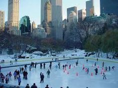 Central Park, NY.. would be amazing!