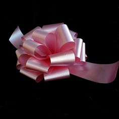 Dusty Rose Pink Pull Bows - 9' Wide, Set of 6 >>> Want additional info? Click on the image.