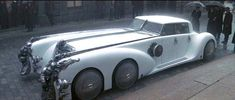 """Nemomobile 2003 - made for the movie 'The League of Extraordinary Gentlemen'  This, and the Red Skull's car from """"Captain America""""... I want them."""