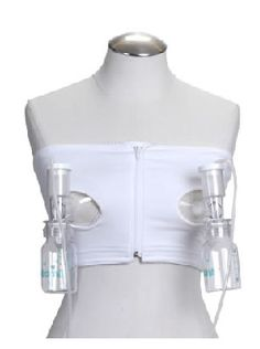 Confessions of a Young Stay at Home Mom.: DIY Hands Free Breast Pumping Bra