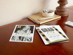 Sparkle and shine with Shutterfly #Graduation announcements   Shutterfly.com