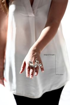 Adage of Droplet - Nicolas Lafargue