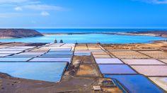 Salinas de Janubio - Lanzarote #lanzarote #islascanarias #viajar