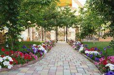 8 ideas para diseñar un camino en tu jardin 4