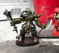 Image for dtellerday Sword And Sorcery, Image, Figurines