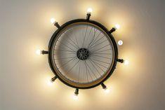 Luminária de Pneu (Ricardo Fontenele - Casa Aberta)