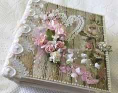 Cheryl's Paper Creations-this is one INCREDIBLE album! See all and a youtube link on her blog!