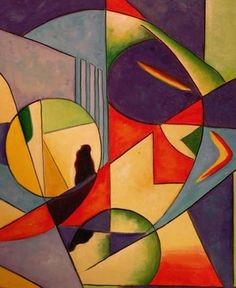 by Wassily Kandinsky                                                                                                                                                                                 More