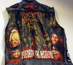 Classic Slayer.