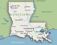 Louisana Lived in Abita Springs, Covington, Mandeville, Independance