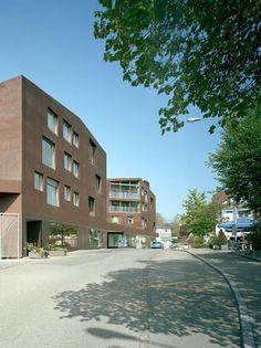 Buchner Bründler - Wohn Und Geschäftshaus «Im Cherne» - Sins