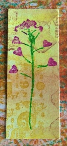 Krazy Jayne: Flowers