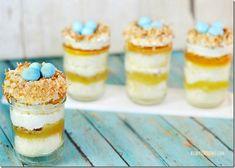 Cupcakes in Mason Ja