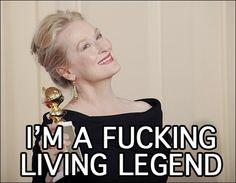 Meryl Streep Is Better Than You