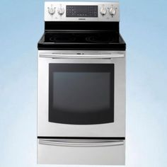 Samsung® 30'' Freestanding True Convection Electric Range - Stainless Steel - Sears | Sears Canada $949