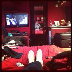 """Watching boiler room on the mau5bus. Wicked film."" - mau5 6/7/12"