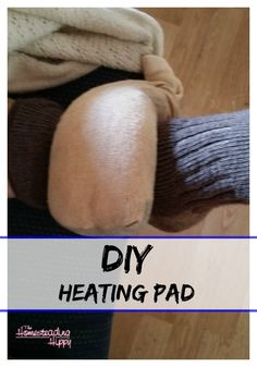 Make this DIY heating pad for your next camping trip.  Soothe aches and pains effortlessly!