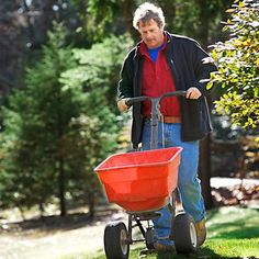 TOH tips for spring lawn fertilizing. | Photo: Kindra Clineff | thisoldhouse.com