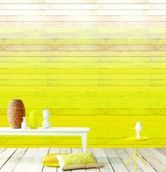 Degrado Amarillo wallpaper by Eijffinger | Dwell