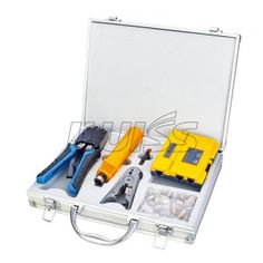 Iwiss Electric Co.,Ltd TL-K315A/ TL-K315B/ TL-K8500R Network using Tool kits with Crimper,Stripper,Blade,PD Tool,Plugs,Tester » Iwiss Electric Co.,Ltd