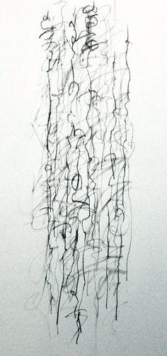 ✍ Sensual Calligraphy Scripts ✍  initials, typography styles and calligraphic art -  Julie Tsuchiya